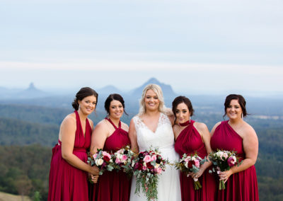 Erin & the Bridesmaids
