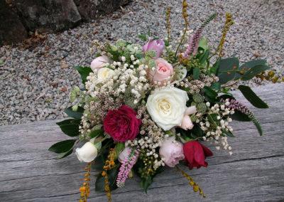 Artistic Wedding bouquet