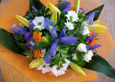 Sympathy-bouquet